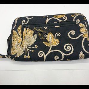 Vera Bradley wallet wristlet